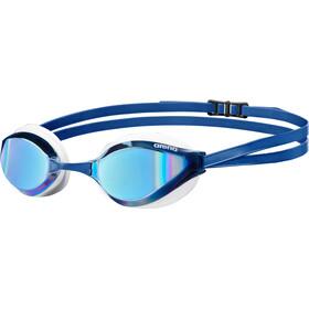 arena Python Mirror Goggles blue mirror-white